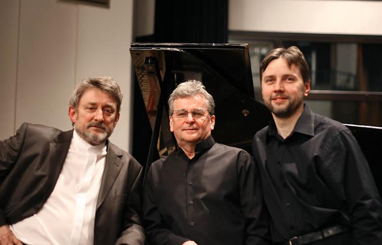 Andrzej Jagodziński Trio - fotografia