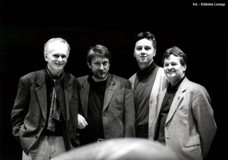 Trio i Janusz Olejniczak - fotografia