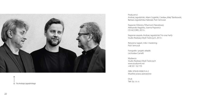 Concerto G minor - booklet p. 9