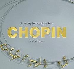 Okładka płyty Chopin les brillantes
