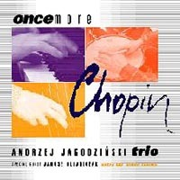 Okładka płyty Chopin Once More