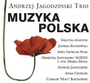 Okładka płyty Muzyka Polska