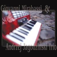 Okładka płyty Trio i G Mirabassi