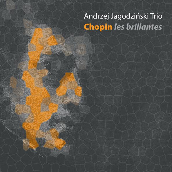 Chopin Les Brillantes - okładka płyty