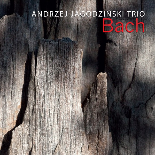 CD Bach by Jagodzinski Trio - cover